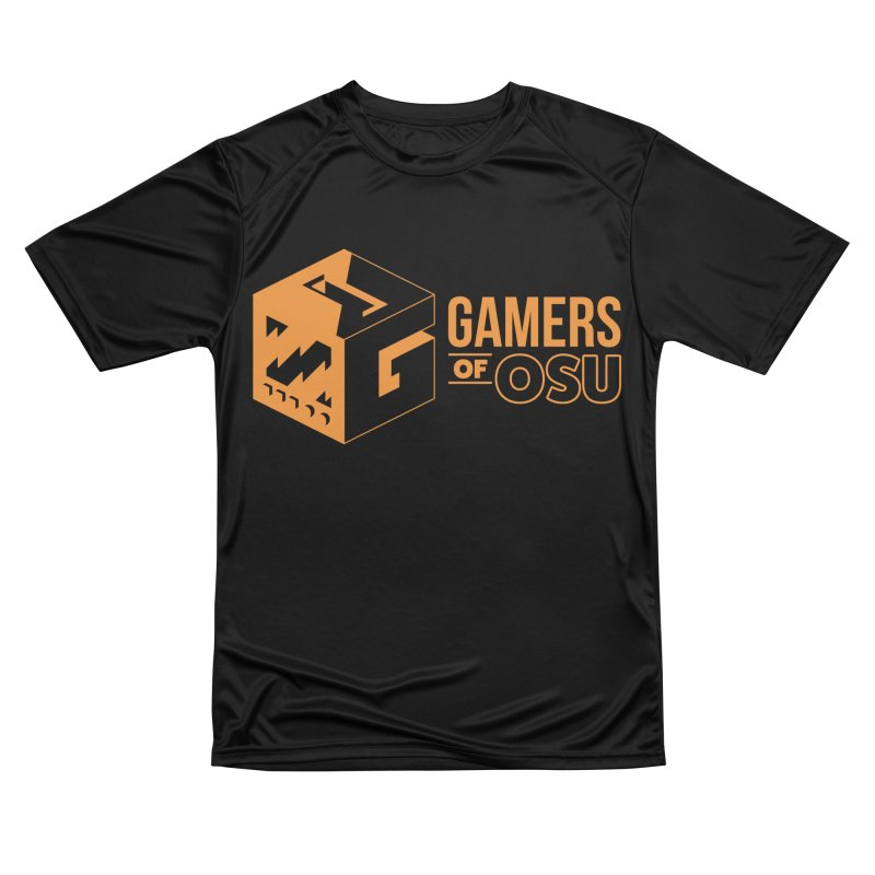 Gamers of OSU (Orange Logo) Men's T-Shirt by GamersOfOSU's Artist Shop