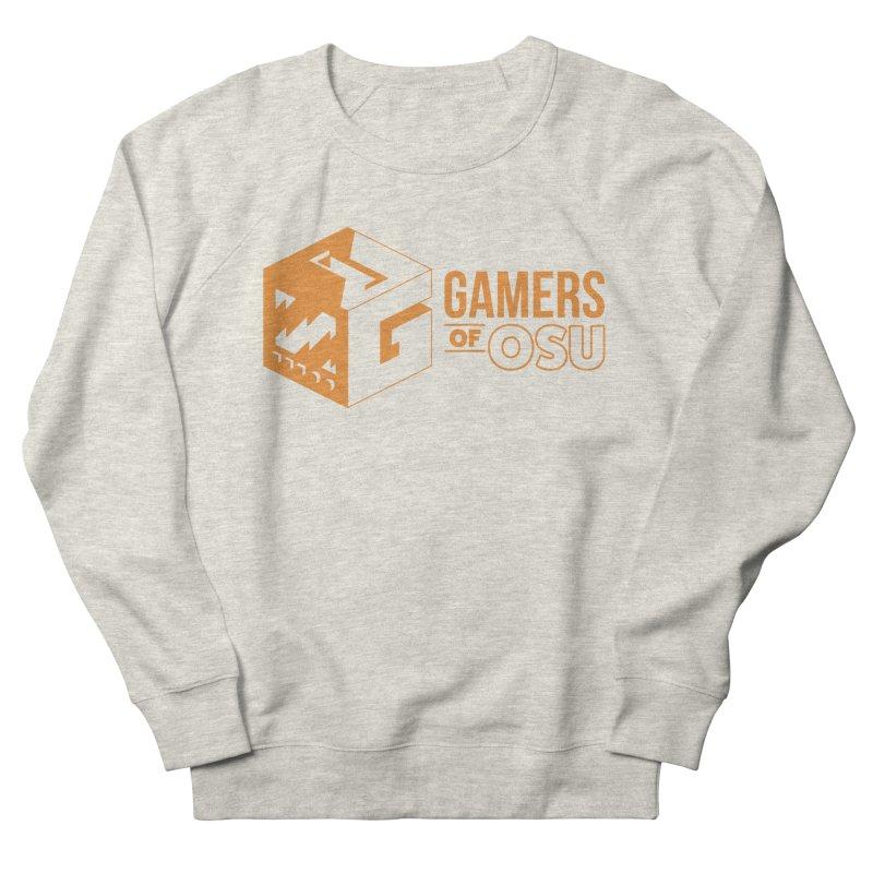 Gamers of OSU (Orange Logo) Men's Sweatshirt by GamersOfOSU's Artist Shop