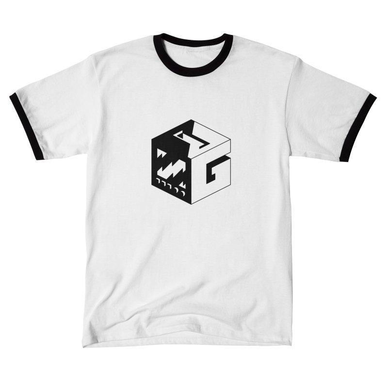 GOSU Cube (Black Logo) Women's T-Shirt by GamersOfOSU's Artist Shop