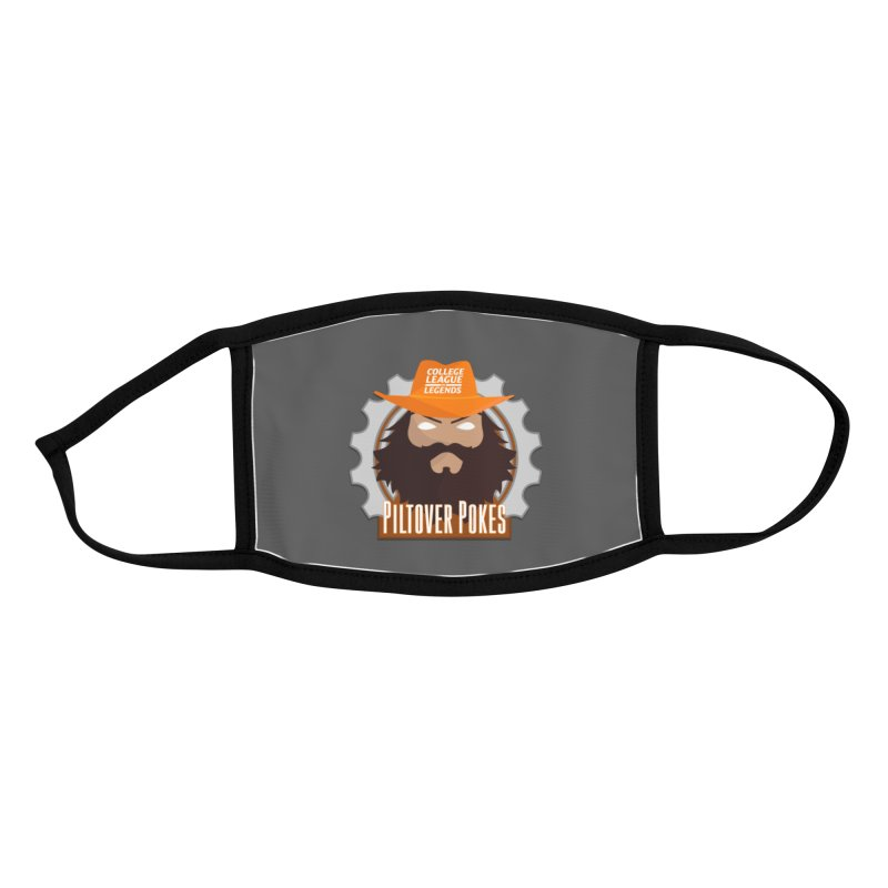 Esports League of Legends Logo Accessories Face Mask by GamersOfOSU's Artist Shop