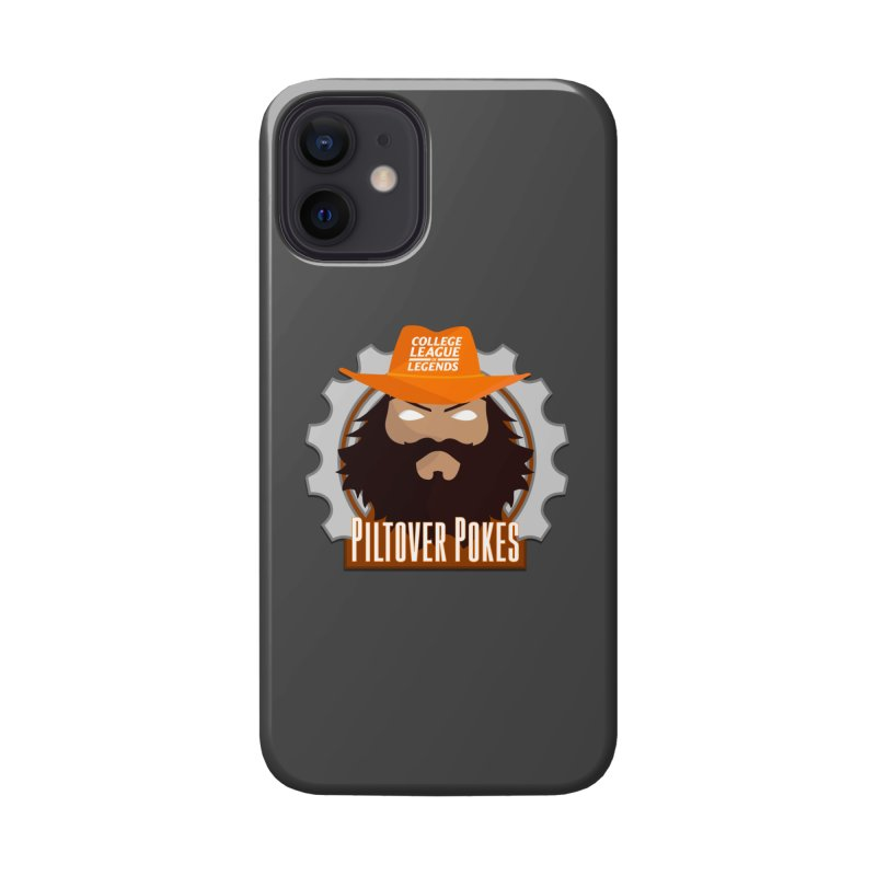 Esports League of Legends Logo Accessories Phone Case by GamersOfOSU's Artist Shop