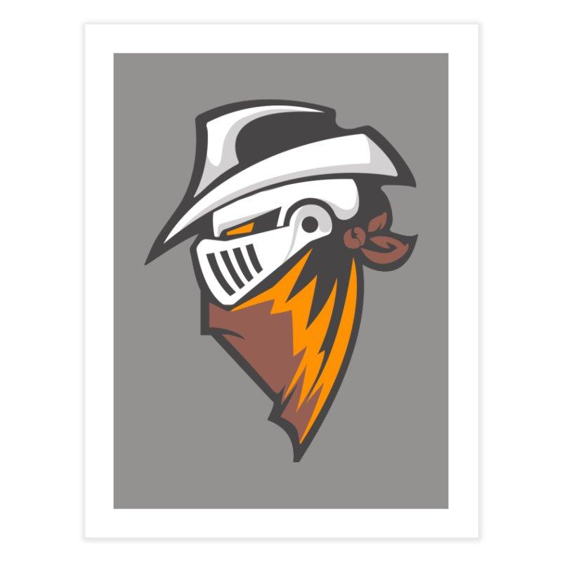 Esports Overwatch Logo Home Fine Art Print by GamersOfOSU's Artist Shop