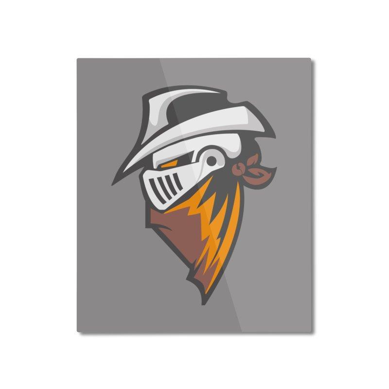 Esports Overwatch Logo Home Mounted Aluminum Print by GamersOfOSU's Artist Shop