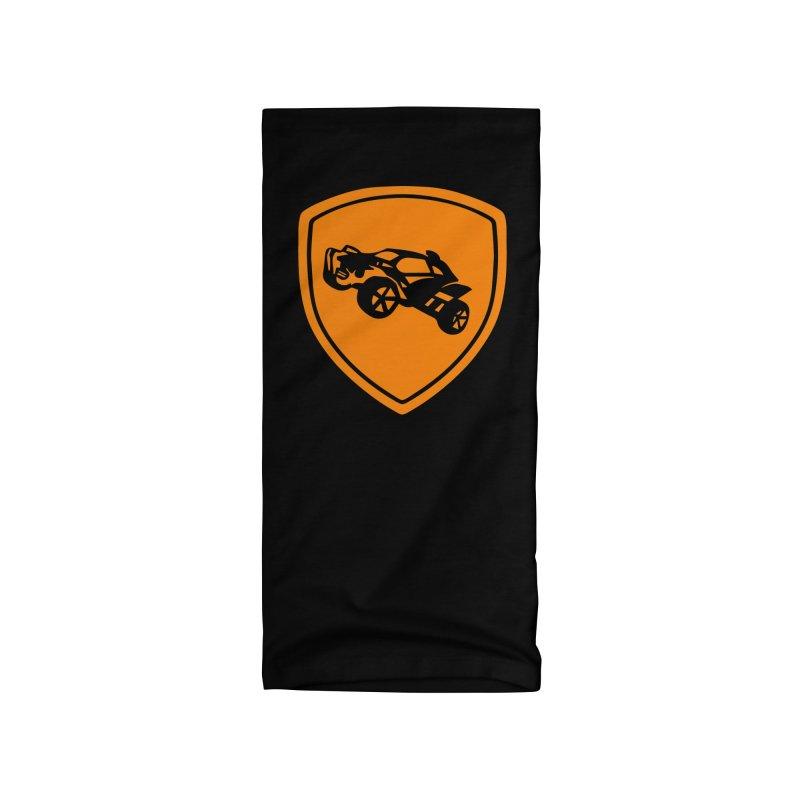 Esports Rocket League Logo Accessories Neck Gaiter by GamersOfOSU's Artist Shop