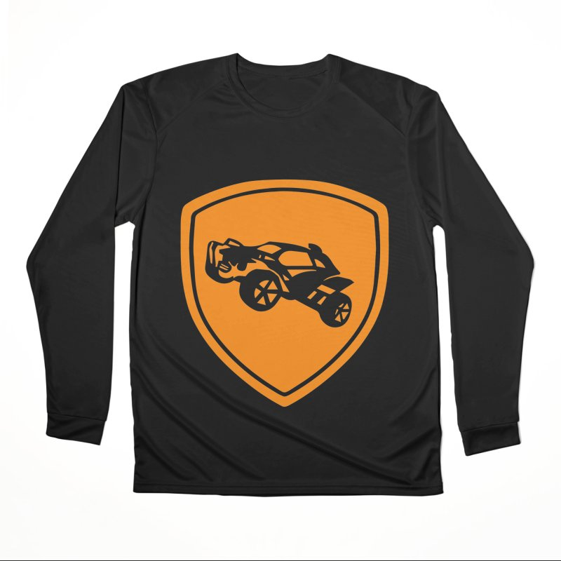 Esports Rocket League Logo Men's Longsleeve T-Shirt by GamersOfOSU's Artist Shop