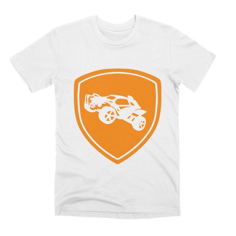 Esports Rocket League Logo Men's T-Shirt by GamersOfOSU's Artist Shop
