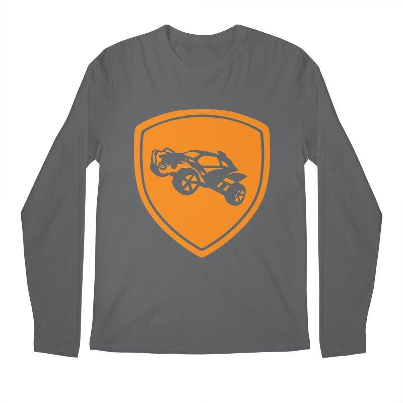 Esports Rocket League Logo Men's Longsleeve T-Shirt by GamersOfOSU's Artist Shop
