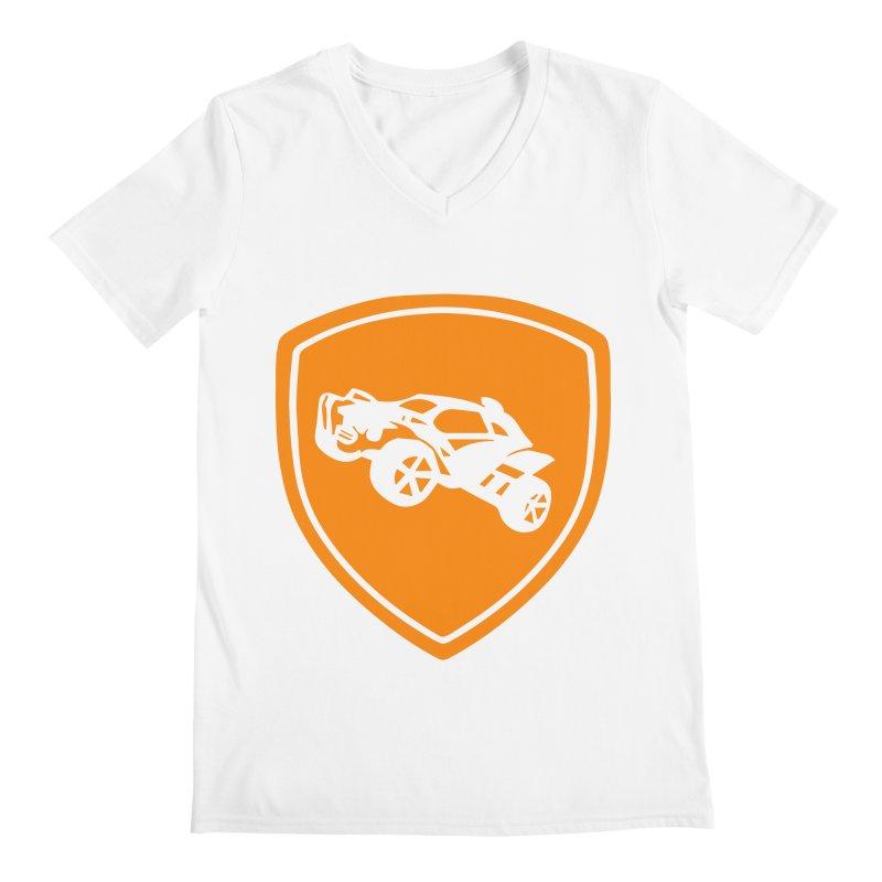 Esports Rocket League Logo Men's V-Neck by GamersOfOSU's Artist Shop