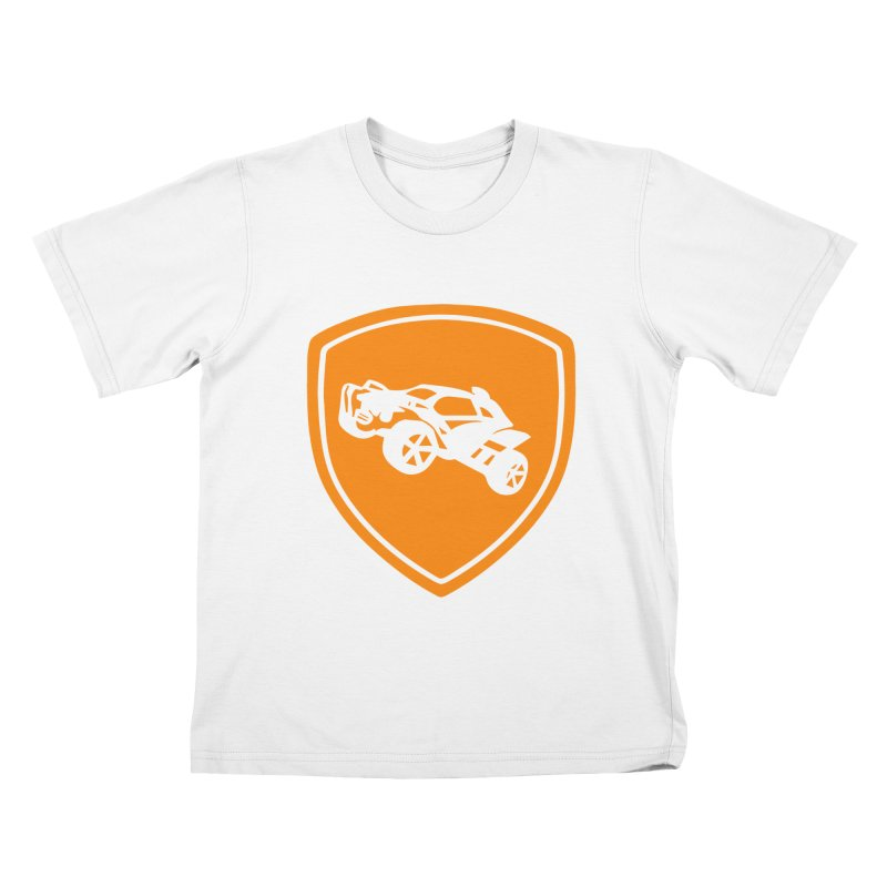Esports Rocket League Logo Kids T-Shirt by GamersOfOSU's Artist Shop