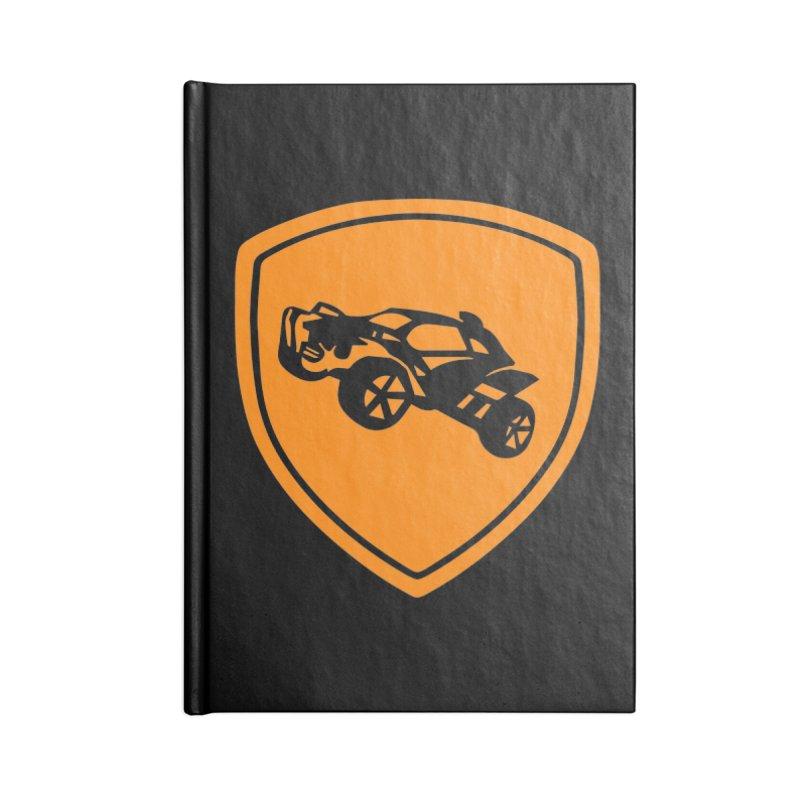 Esports Rocket League Logo Accessories Notebook by GamersOfOSU's Artist Shop