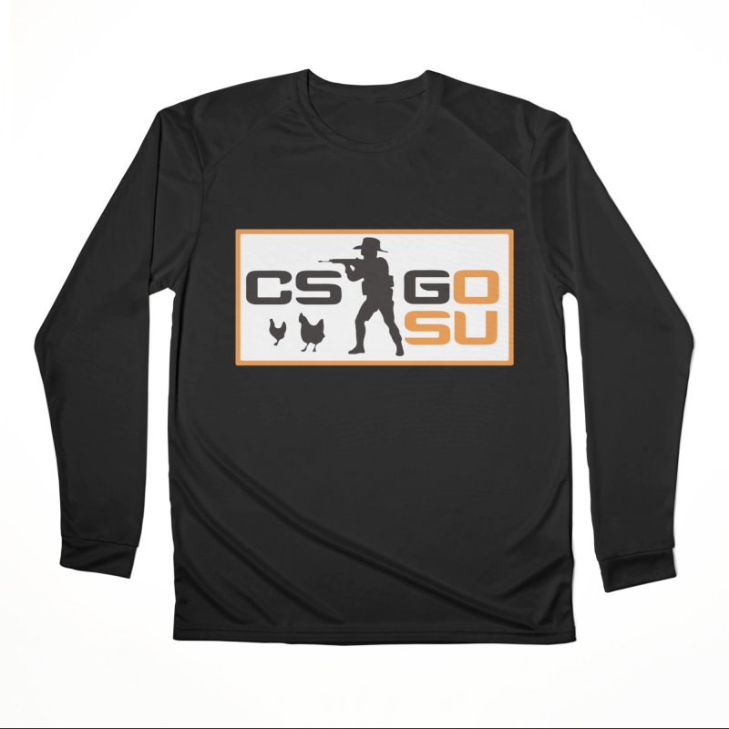 Esports CS:GO Logo Men's Longsleeve T-Shirt by GamersOfOSU's Artist Shop