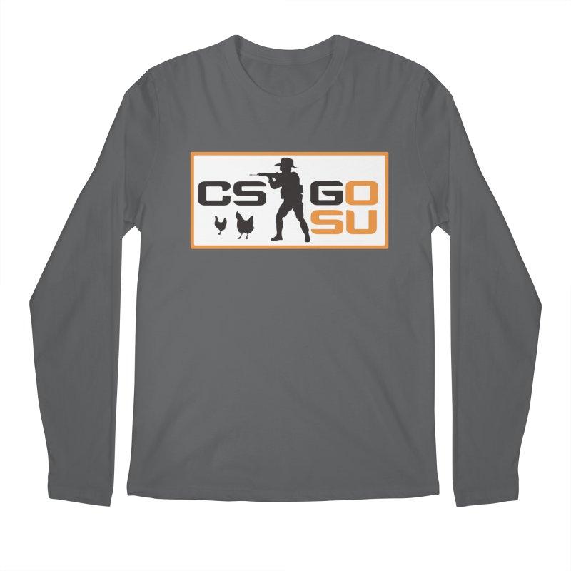 Esports CS:GO Logo Men's Longsleeve T-Shirt by GamersOfOSU's Artist Shop