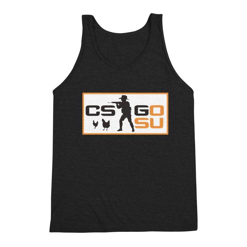 Esports CS:GO Logo Men's Tank by GamersOfOSU's Artist Shop