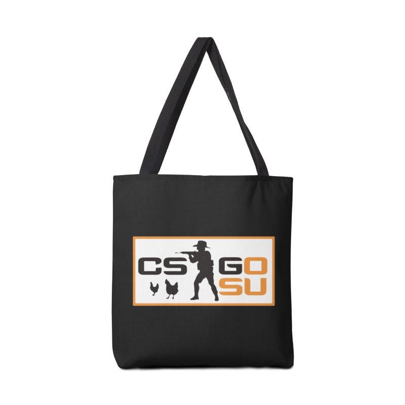 Esports CS:GO Logo Accessories Bag by GamersOfOSU's Artist Shop