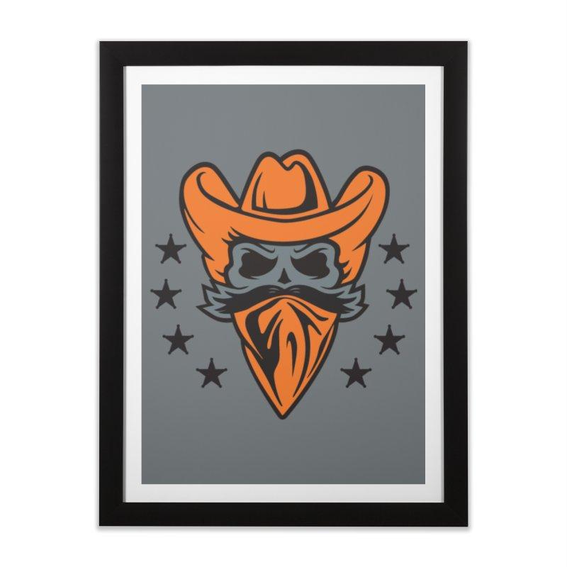 Esports CoD Logo Home Framed Fine Art Print by GamersOfOSU's Artist Shop