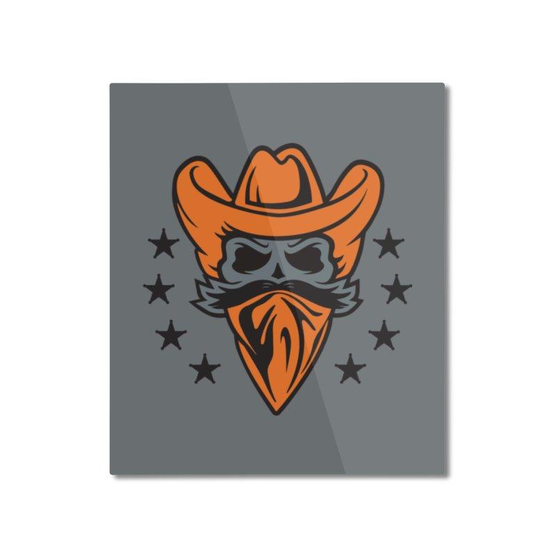 Esports CoD Logo Home Mounted Aluminum Print by GamersOfOSU's Artist Shop