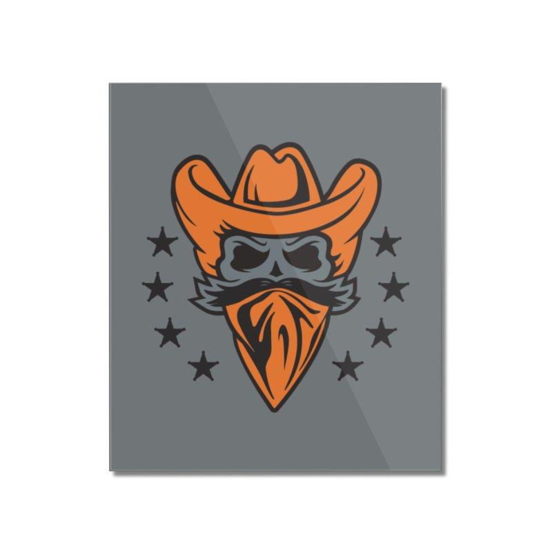Esports CoD Logo Home Mounted Acrylic Print by GamersOfOSU's Artist Shop