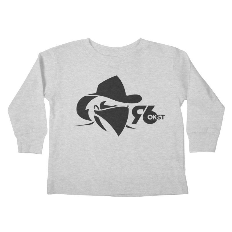 Esports Rainbow Six Siege Logo (Black) Kids Toddler Longsleeve T-Shirt by GamersOfOSU's Artist Shop