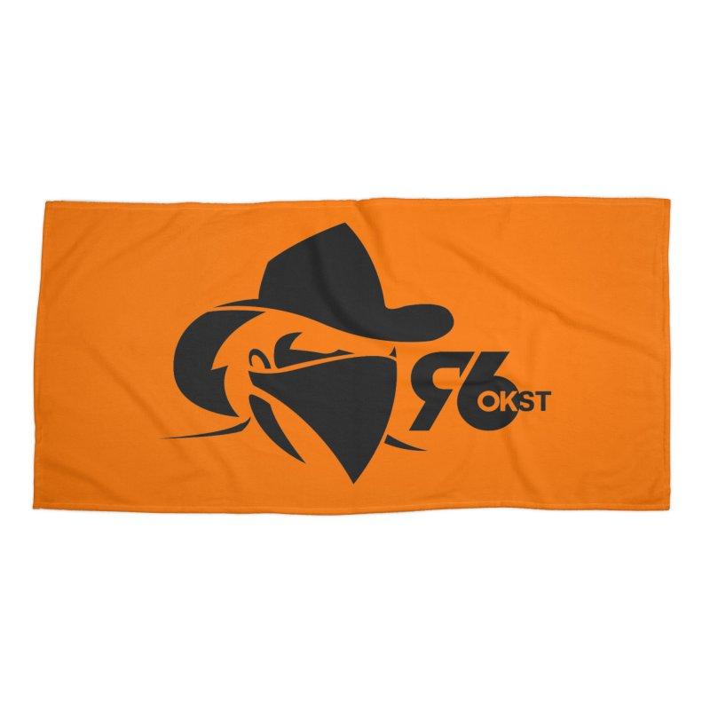 Esports Rainbow Six Siege Logo (Black) Accessories Beach Towel by GamersOfOSU's Artist Shop