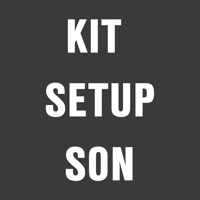 Kit Setup Son by GatorGraffix's Artist Shop