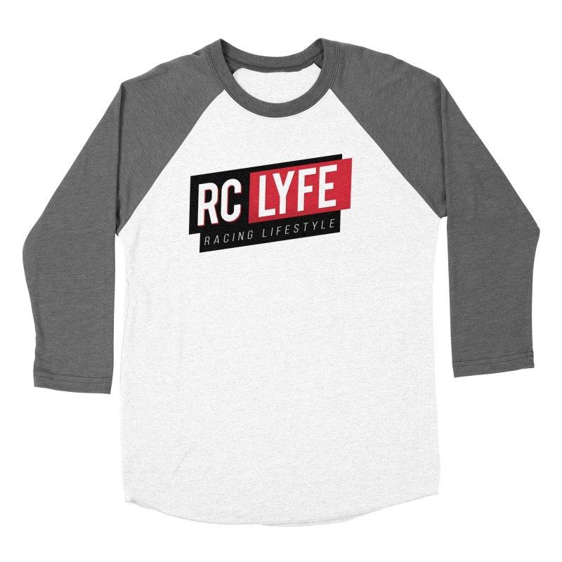 RC LYFE TEAM SHIRT Men's Baseball Triblend Longsleeve T-Shirt by GatorGraffix's Artist Shop