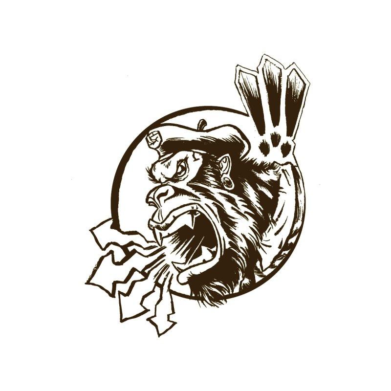 Mad Gorilla by Gatorhorse's Artist Shop