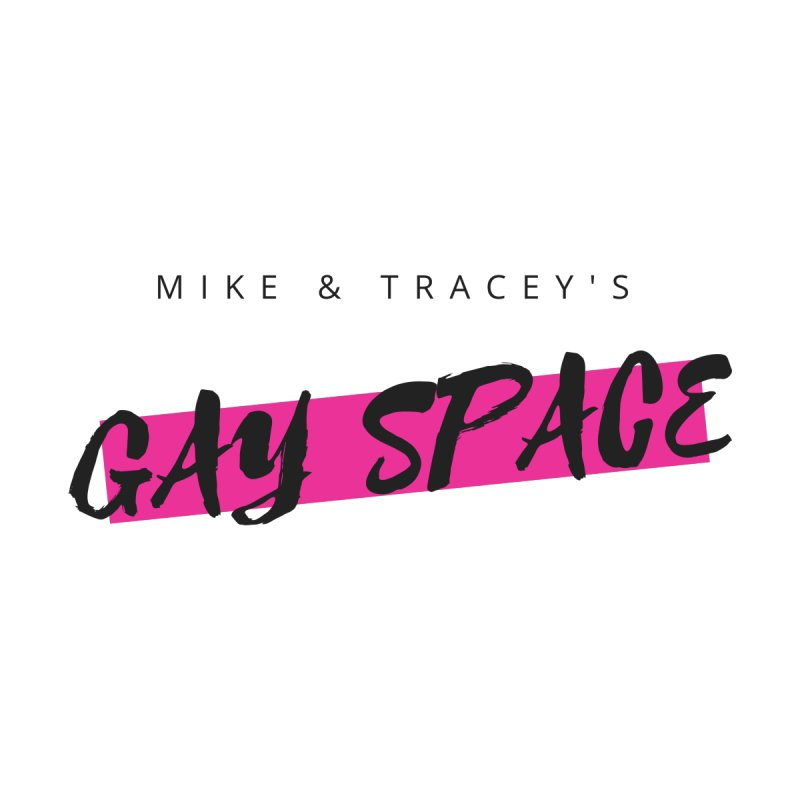 Gay Space - Black Logo Women's T-Shirt by Gay Space Podcast