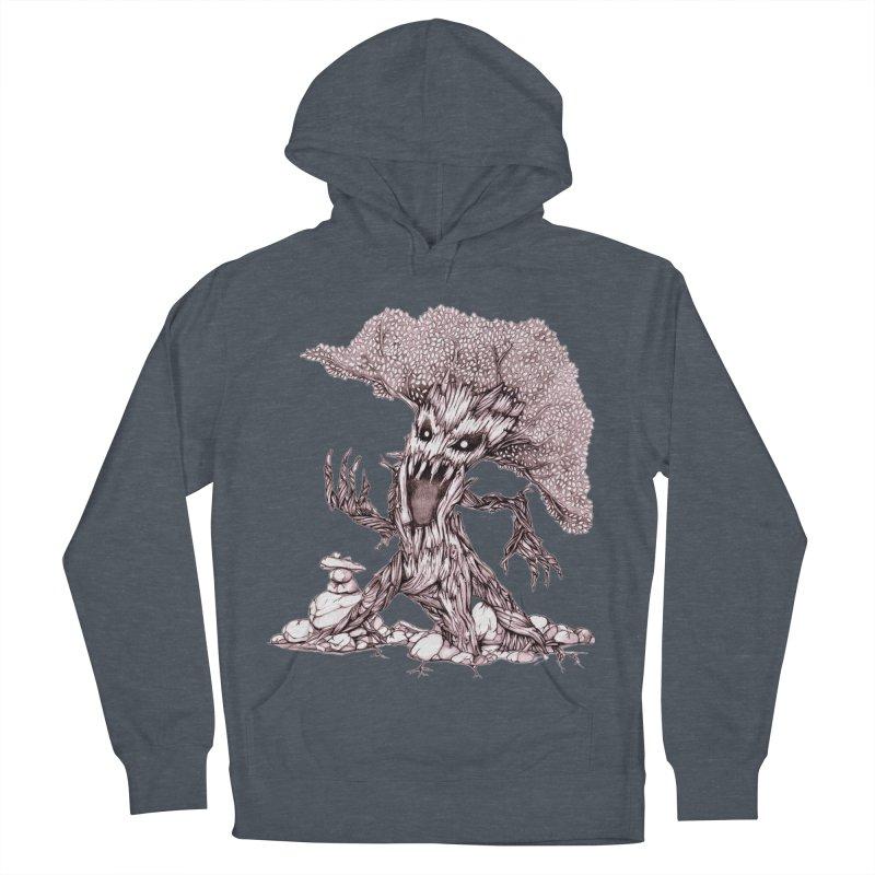Beware of Trees Men's Pullover Hoody by GeckoTales Artist Shop