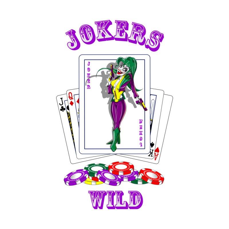 Jokers Wild by GeckoTales Artist Shop