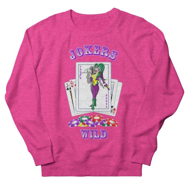 Jokers Wild Men's Sweatshirt by GeckoTales Artist Shop