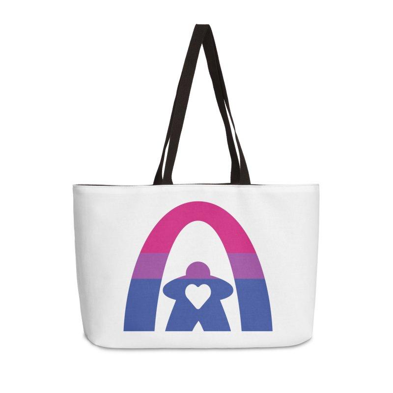 Geekway Bi Accessories Bag by Geekway's Artist Shop