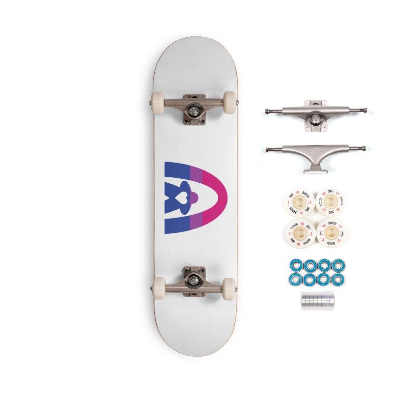 Geekway Bi Accessories Complete - Premium Skateboard by Geekway's Artist Shop