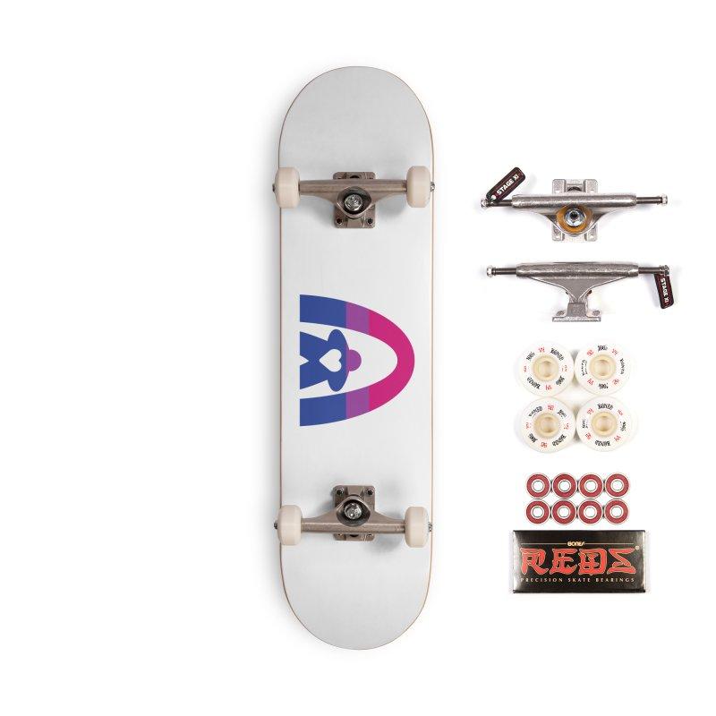 Geekway Bi Accessories Complete - Pro Skateboard by Geekway's Artist Shop