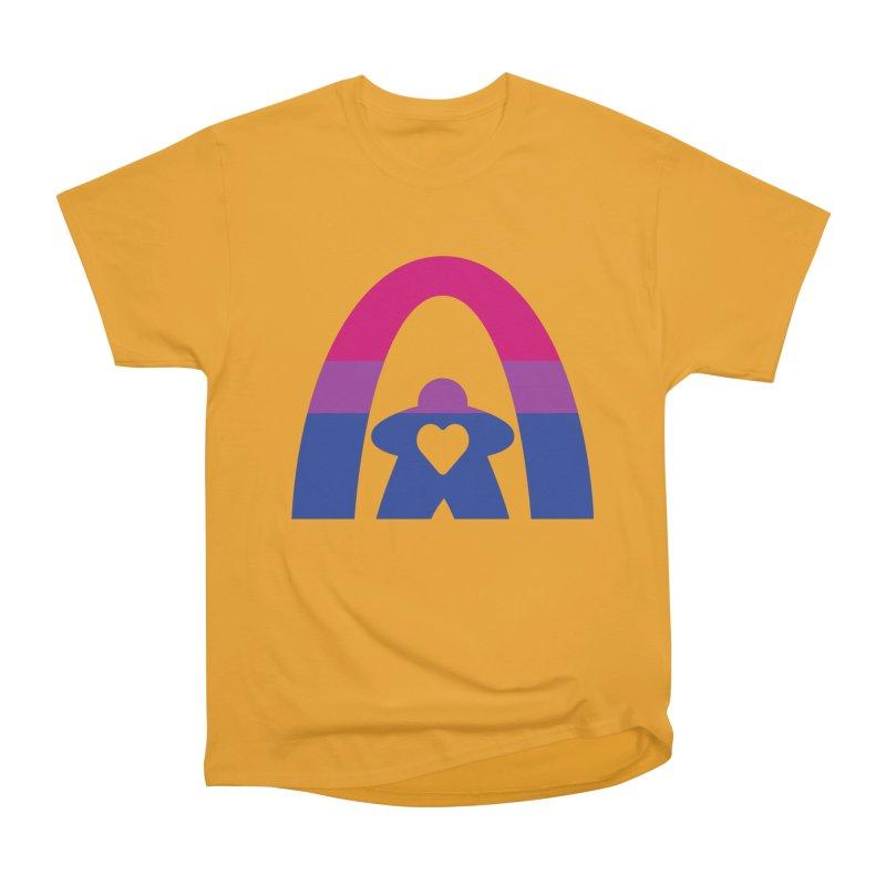 Geekway Bi Men's T-Shirt by Geekway's Artist Shop