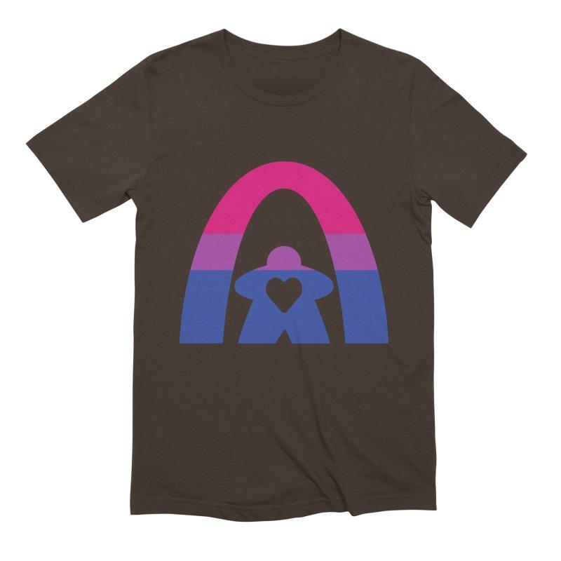 Geekway Bi Men's Extra Soft T-Shirt by Geekway's Artist Shop