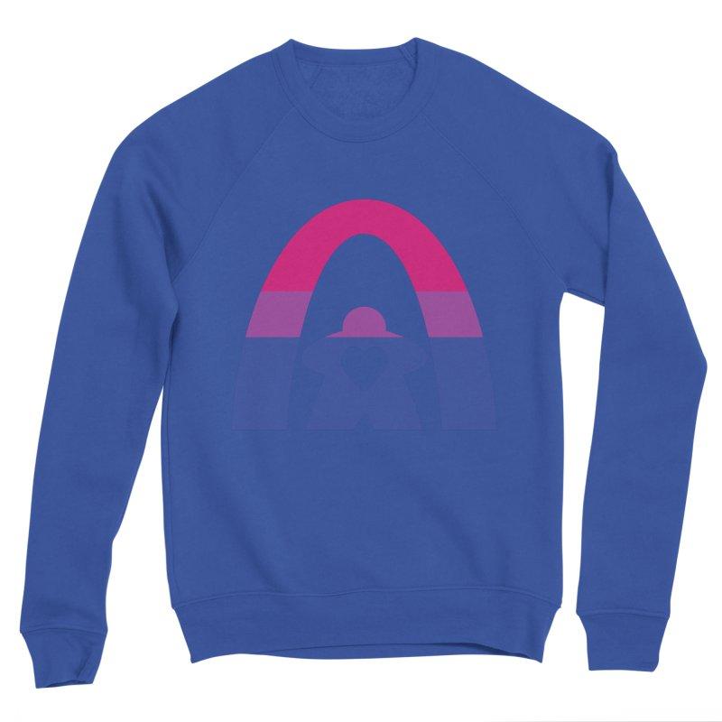 Geekway Bi Men's Sweatshirt by Geekway's Artist Shop
