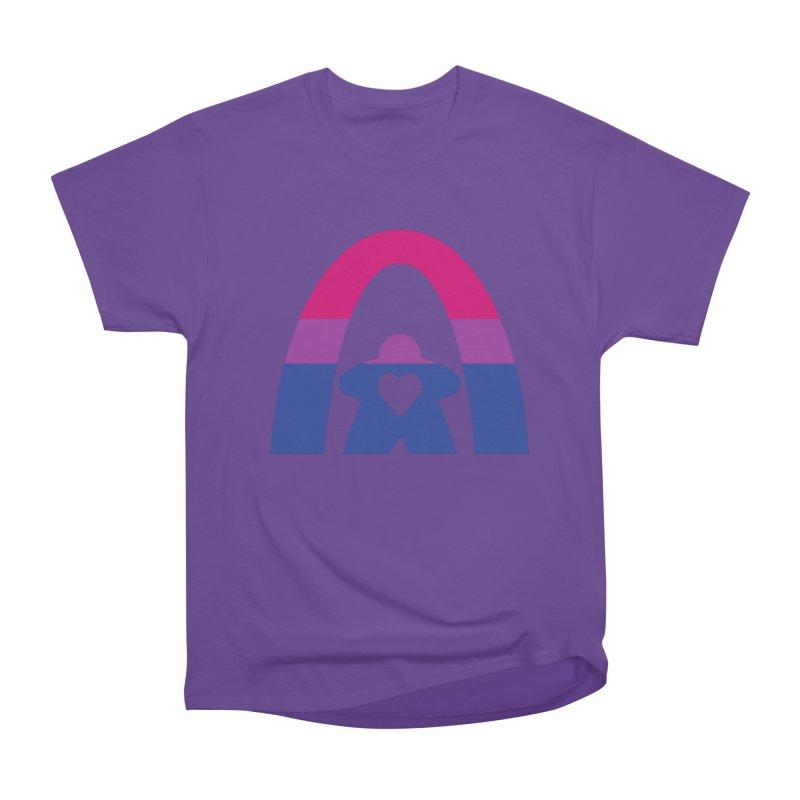 Geekway Bi Women's Heavyweight Unisex T-Shirt by Geekway's Artist Shop