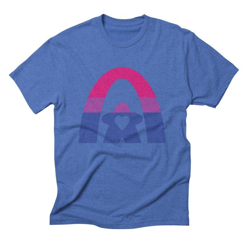 Geekway Bi Men's Triblend T-Shirt by Geekway's Artist Shop