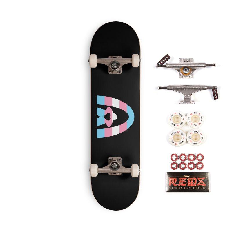 Geekway Trans Accessories Complete - Pro Skateboard by Geekway's Artist Shop