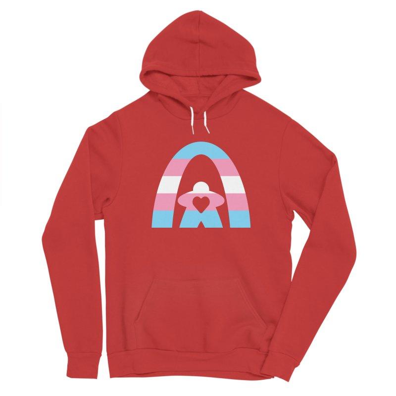 Geekway Trans Women's Pullover Hoody by Geekway's Artist Shop