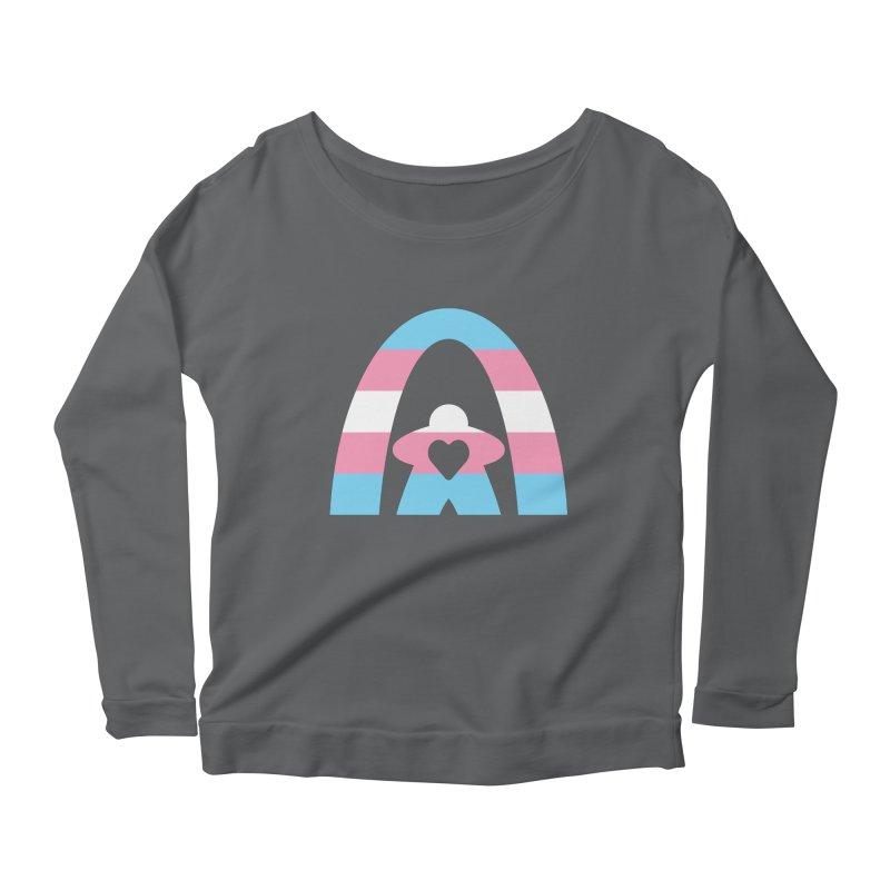 Geekway Trans Women's Longsleeve T-Shirt by Geekway's Artist Shop