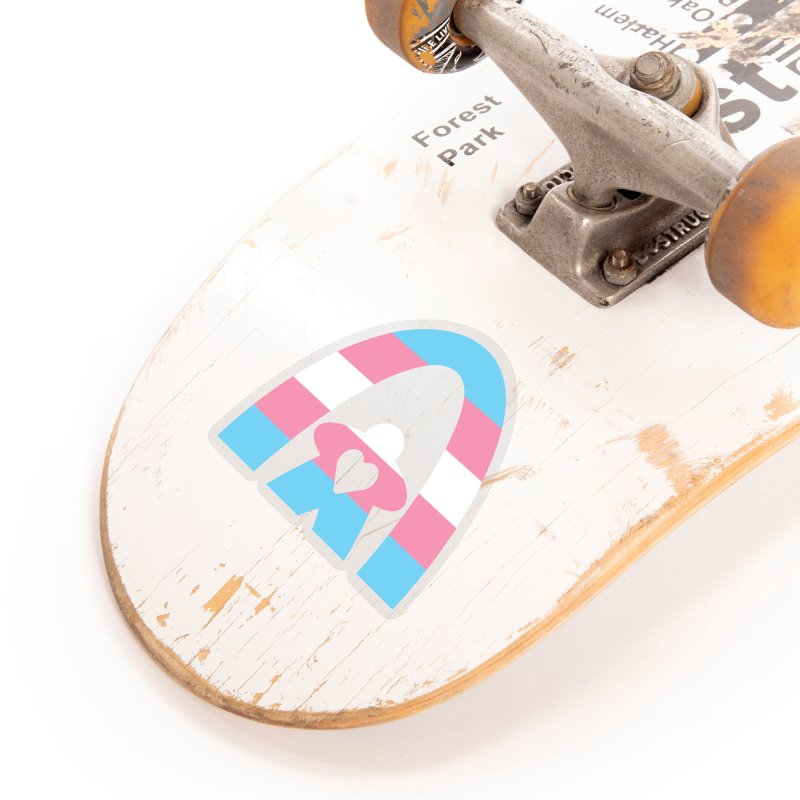Geekway Trans Accessories Sticker by Geekway's Artist Shop