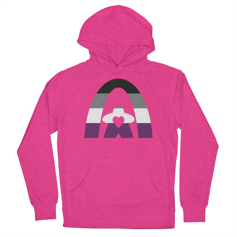 Geekway Aces Men's French Terry Pullover Hoody by Geekway's Artist Shop