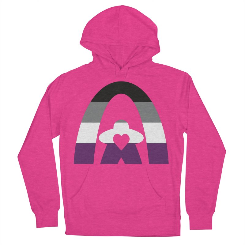 Geekway Aces Women's French Terry Pullover Hoody by Geekway's Artist Shop