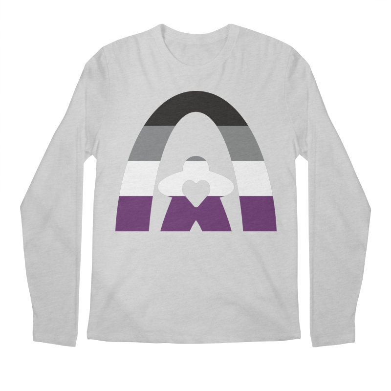 Geekway Aces Men's Regular Longsleeve T-Shirt by Geekway's Artist Shop