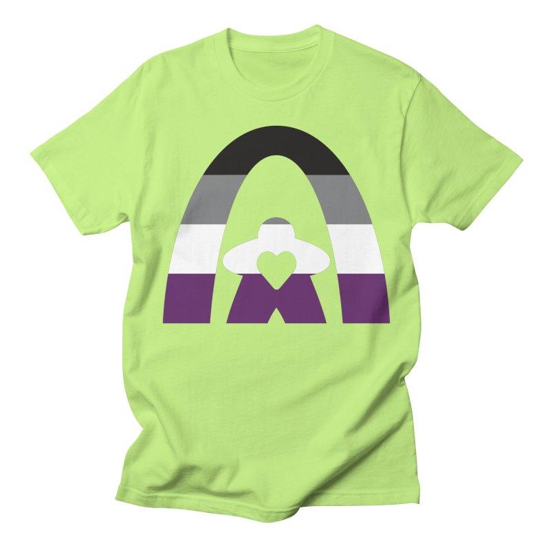 Geekway Aces Men's Regular T-Shirt by Geekway's Artist Shop