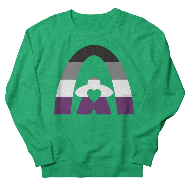 Geekway Aces Women's French Terry Sweatshirt by Geekway's Artist Shop