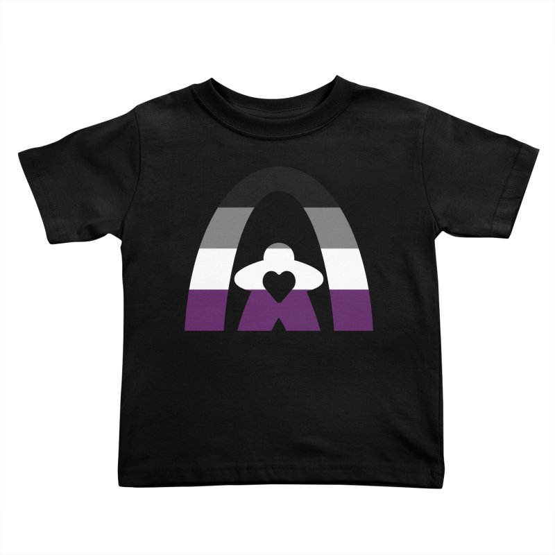 Geekway Aces Kids Toddler T-Shirt by Geekway's Artist Shop