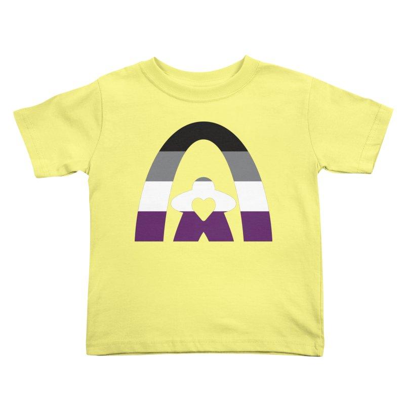 Geekway Aces Kids Toddler T-Shirt by Geekway's Artist Shop