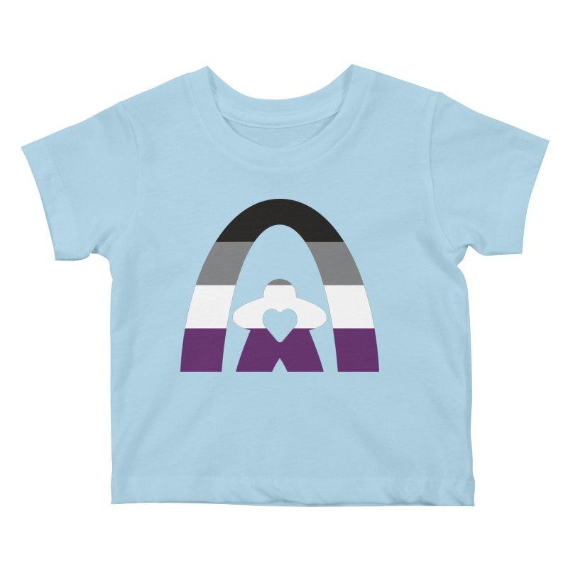 Geekway Aces Kids Baby T-Shirt by Geekway's Artist Shop